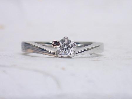 16092601 木目金の婚約指輪.JPG
