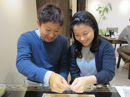 16102201木目金の婚約指輪と結婚指輪M_002.JPG