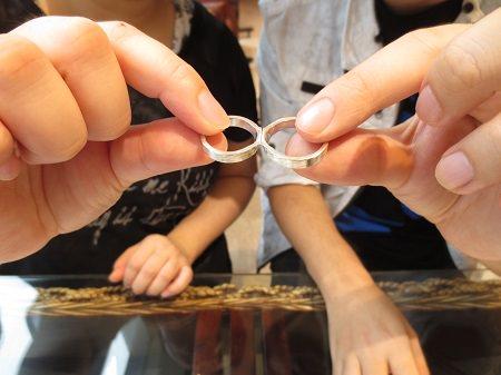 16102201木目金の結婚指輪_L001.JPG