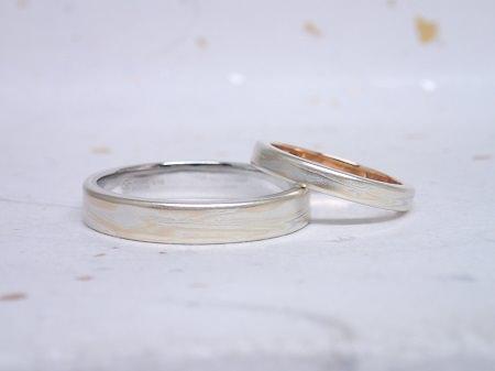 16102203木目金の結婚指輪_Q004.JPG