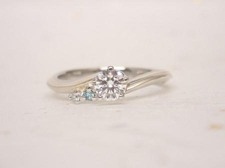 16102301木目金の婚約指輪_H001.JPG