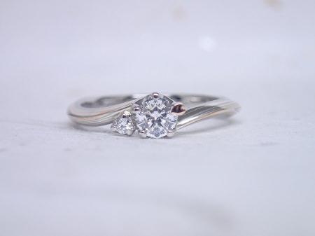 16102301木目金の婚約指輪_Q004.JPG