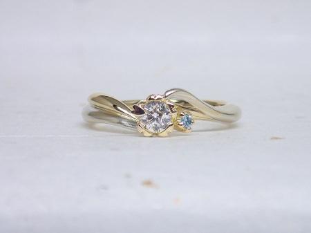 16102302木目金の婚約指輪_G004.JPG
