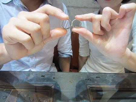 16102901杢目金の婚約指輪・結婚指輪_U001.JPG