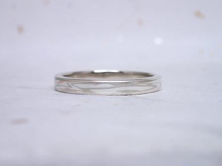 16103001木目金の結婚指輪_E001.JPG