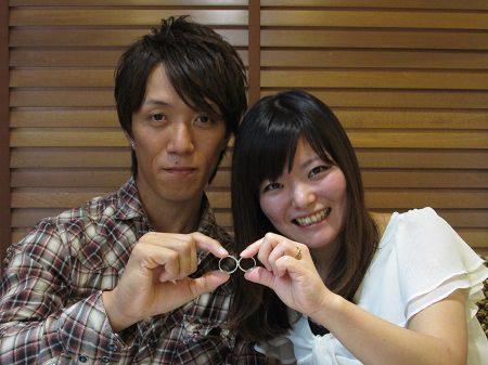16103001木目金の結婚指輪_M001.JPG