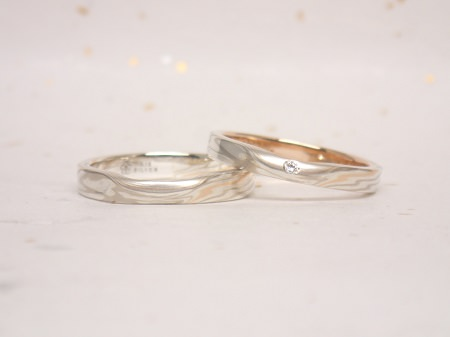 16103002木目金の結婚指輪_Q003.JPG