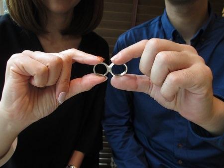 16103002木目金の結婚指輪_M001.JPG