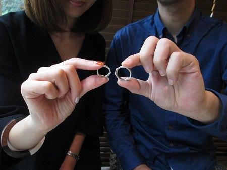 16103002木目金の結婚指輪_M002.JPG