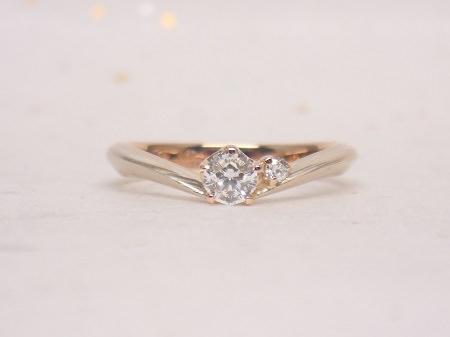 16103001木目金の婚約指輪_J004.JPG