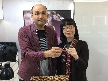 16122301木目金の結婚指輪_Q001.JPG