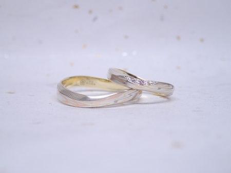 161225木目金の結婚指輪05.JPG