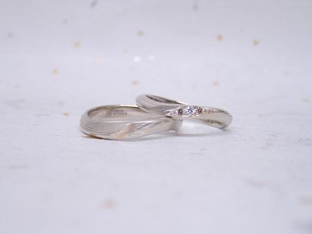 16122501木目金の婚約指輪と結婚指輪_Q004(2.JPG
