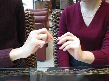 16122901木目金の結婚指輪_L001.JPG