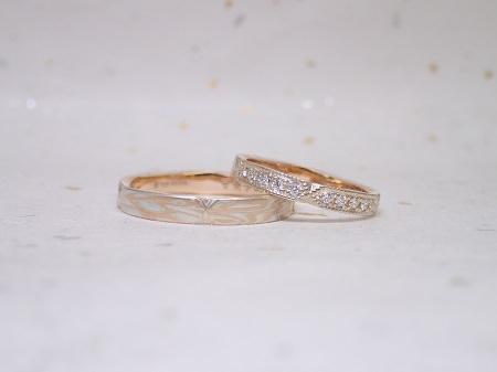 16122504木目金の結婚指輪_G004.JPG