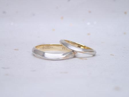 17010502木目金の結婚指輪・婚約指輪05.JPG