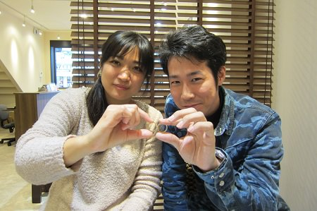 17011501木目金の婚約・結婚指輪_Z001.JPG