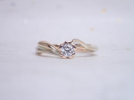 17012101木目金の婚約指輪_E001.JPG