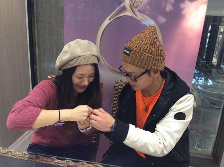 17012301木目金の婚約結婚指輪_E002.JPG
