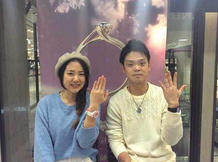 17012301木目金の婚約結婚指輪_E003.JPG