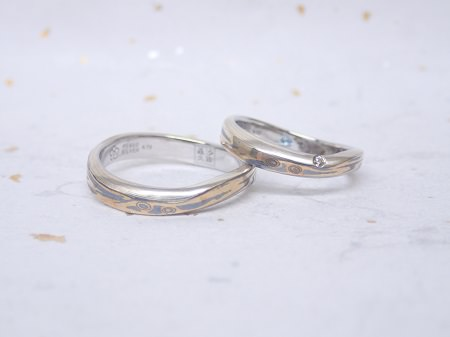 17012801木目金の結婚指輪_R004②.JPG