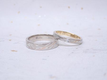 17012801木目金の結婚指輪Y_004.JPG