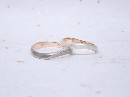 17012803 木目金の結婚指輪 (4).JPG