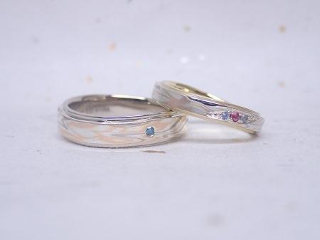 17012901木目金の結婚指輪  (4).JPG