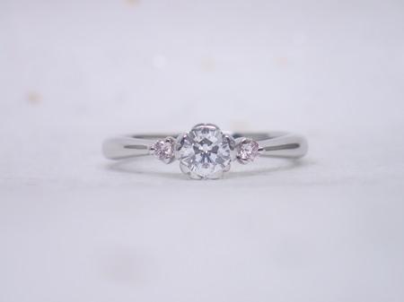 17022301杢目金の婚約指輪_K001.JPG