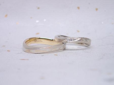 17012201木目金の結婚指輪 (4).JPG