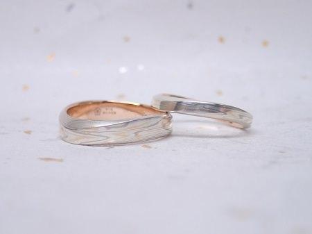 17012801木目金の婚約結婚指輪_N003.JPG