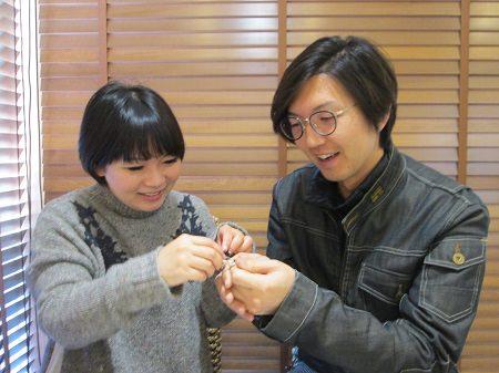 17021101木目金の婚約指輪と結婚指輪M_002.JPG