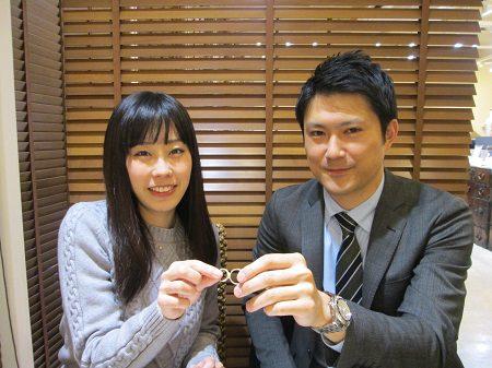 17031201木目金の婚約指輪と結婚指輪M_001.JPG