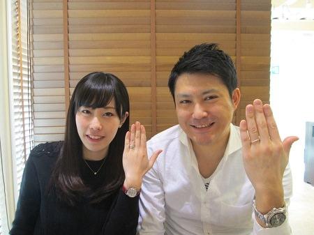 17031201木目金の婚約指輪と結婚指輪M_003.JPG