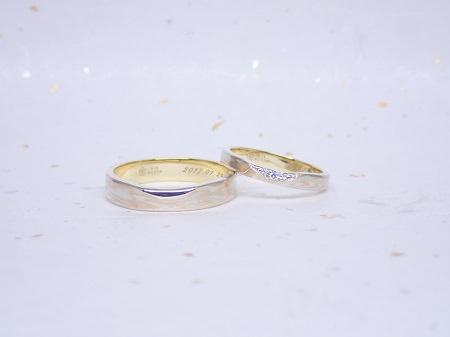 17031901木目金の結婚指輪_Q002.JPG