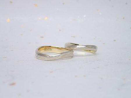 17032501杢目金の結婚指輪_U004②.JPG