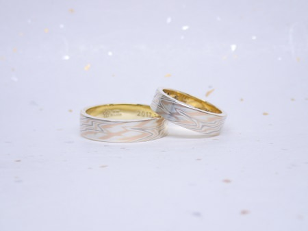 17032503木目金の結婚指輪_J004.JPG