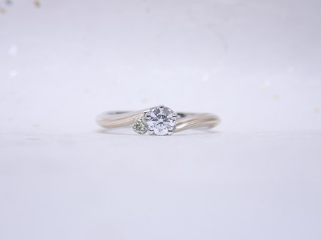 17033001木目金の婚約指輪_Q004.JPG