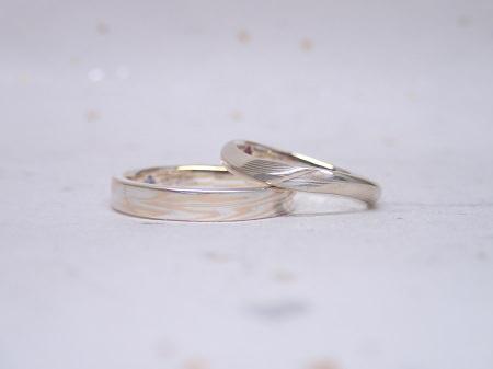 16010701木目金の結婚指輪U_002.JPG