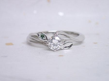 16073101木目金の婚約指輪_001.JPG