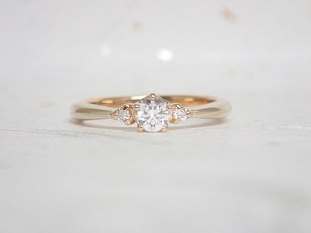 16083101木目金の婚約・結婚指輪004.JPG