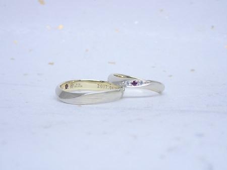 170409木目金の結婚指輪_S004.JPG