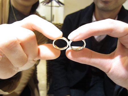 17042301木目金の結婚指輪_B001.JPG