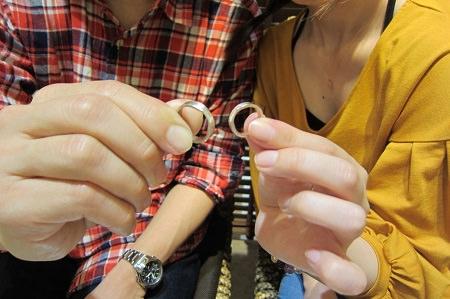 17042901木目金の結婚指輪_002.JPG