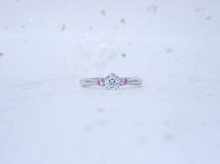 17043001 木目金の婚約指輪 M_002.JPG