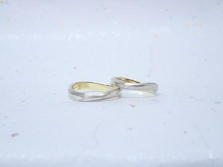 17043001木目金の結婚指輪_A004②.JPG
