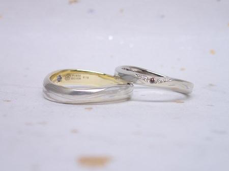 16112702木目金の結婚指輪_004.JPG