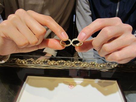 17051401木目金の結婚指輪_A001.JPG