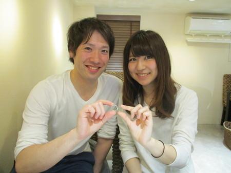 17052001木目金の結婚指輪_G001.JPG