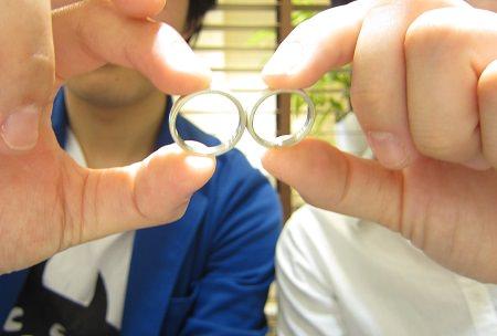 17052101木目金の結婚指輪_B001.JPG